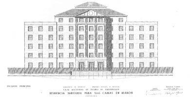 Residència sanitaria Maó